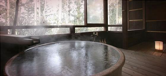 猿ヶ京温泉 湯豆のやど 本伝 天然温泉露天風呂付客室イメージ