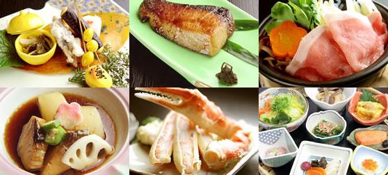 猿ヶ京温泉 湯豆のやど 本伝 お料理
