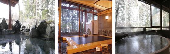 猿ヶ京温泉 湯豆のやど 本伝 源泉掛け流し天然温泉