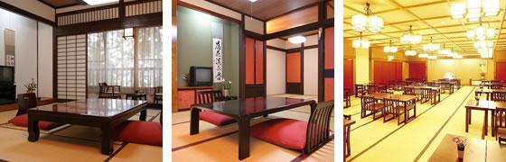 猿ヶ京温泉 湯豆のやど 本伝 くつろぎの客室